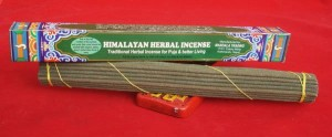 Himalayan Herbal Incense Naturalne kadzidła NEPAL