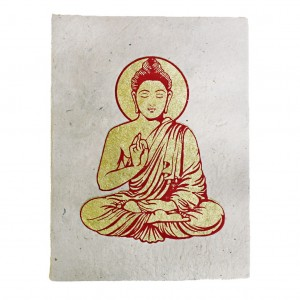 Notes 15x11,5cm A6 Buddyzm Budda