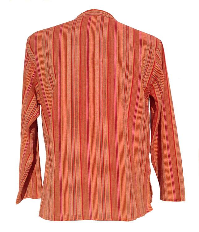 Nepal Style @ koszula w paski roz. XL bawełna DZAMBHALA  y7JtF